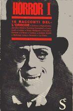 HORROR I 16 RACCONTI DELL'ORRORE SUGAR EDITORE 1965(UA544)