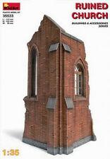 Min35533-MINIART 1,35 - ruine église