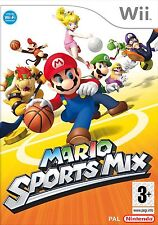 Mario Sports Mix Wii Nintendo jeu jeux games game spellen spelletjes 1659