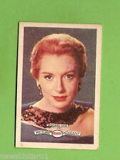 #D160. 1958-64  ATLANTIC PETROLEUM FILM STARS CARD #1 DEBORAH KERR