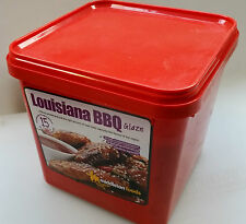 Louisiana BBQ Meat/Veg Glaze 2.5kg Middleton Foods Glazes, Marinades & Coatings