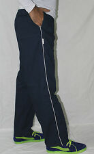 Men's Cotton Basic Three Pockets Night / Casual Wear Track Pant, Lower -Navy