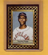 Satchel Paige pitcher 1949 Cleveland Indians rare Fan Club serial numbered /300