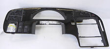 05 Saab 9-5 Center Dash Instrument Cluster Trim Radio Bezel Air Vent Switch OEM