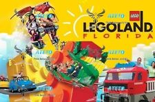 up$119 OFF LEGOLAND FLORIDA & WATER PARK TICKET + 1 FREE TICKET DISCOUNT PROMO