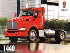 KENWORTH T440 Truck Brochure / Catalog with Specifications: T-440, 2010,