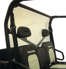 POLARIS RANGER REAR WINDOW CAB ENCLOSURE 800 XP FULL SIZE HD 6X6 CREW
