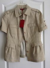 Vivienne Tam Short Sleeve Jacket Blazer **NEW**