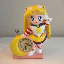 Eternal Sailor Moon Talking Musical Alarm Clock