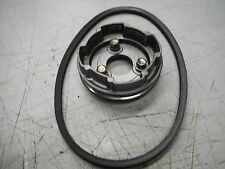 1989 89 YAMAHA PHAZER SNOWMOBILE PZ480 480 FAN BELT PULLEY BIN 89-2