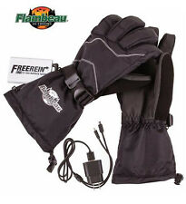 Flambeau Heated Gloves Battery Powered Hand Warmer Med Fishing USB Mens F200-M