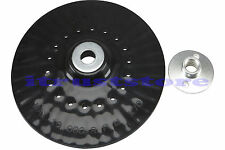 "7"" INCH BACKUP BACKING POLISH SANDING SANDING DISC PAD FOR ELECTRIC GRINDER"