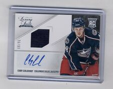 2012-13 PANINI LUXURY SUITE CODY GOLOUBEF RC JERSEY AUTO 76/99 #67 Jackets