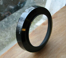 orginal nikon HN-1 lens hood  52mm screw  in