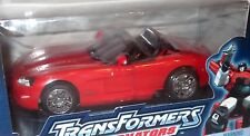 SIDESWIPE TRANSFORMERS ALTERNATORS # 2 ( DODGE VIPER SRT-10 ) TF G1 MISB