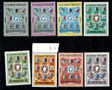 MACAU MACAO, 1953, Omnibus, Stamp Centenary Issue  MNH Perfect