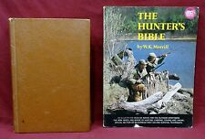 The Book of Rifles, WHB & Jos. Smith; The Hunter's Bible, WK Merrill, 2 Book Lot