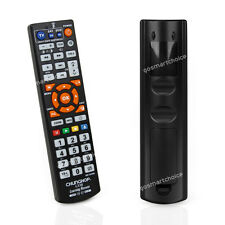 UNIVERSAL REPLACEMENT REMOTE CONTROL FOR TV DVD CBL SAT VCR LG SONY SAMSUNG SKY