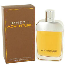 Davidoff Adventure Fragrance 3.4oz Eau De Toilette MSRP $70 NIB