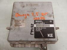 Opel Omega B 2,5TD Unité Centrale De Commande Du Moteur 0281001214 90563173
