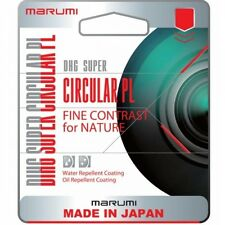 Marumi 62mm DHG Super Circular Polarising Filter - DHG62SCIR