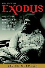 The Book of Exodus: The Making and Meaning of Bob Marley and the Waile-ExLibrary