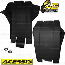 Acerbis Black Skid Plate Sump Guard For Suzuki RMZ 250 2009 09 Motocross Enduro