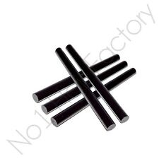 Large Black 5 x Hair Extention Keratin Bonding Glue Sticks uk 150mm