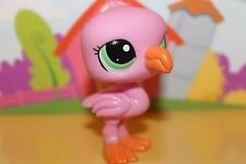 LPS Littlest Pet Shop Figur 2032 Vogel Flamingo / bird Flamingo