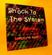 Cardsleeve single CD Billy Idol Shock To The System 2TR 1993 Acid, Punk Rock