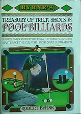 BYRNE'S BOOK OF TRICK SHOTS IN POOL & BILLIARDS, 1982 BOOK (  300 ILLUSTRATIONS