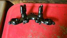 1976 YAMAHA XT500 TT500 TOP TRIPLE TREE CLAMP GREAT SHAPE OEM