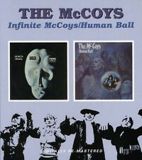 The McCoys - Infinite McCoys / Human Ball [New CD] UK - Import