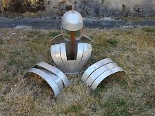 WW2 Era Boys  Roman Centurion Costume French Aluminium  stage theatre prop