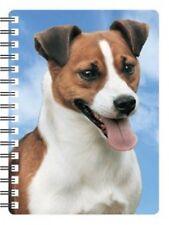 Jack Russell 3D Notebook