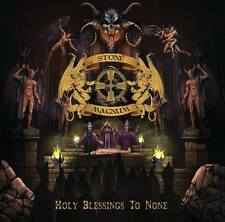 STONE MAGNUM - Holy Blessings to None (NEW*US EPIC/POWER DOOM METAL*CANDLEMASS)