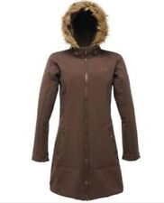 REGATTA LADIES JACKET AUTUMNSTAR WOMENS WARM FUR LINED SOFTSHELL SIZE 14