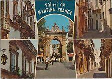 SALUTI DA MARTINA FRANCA - VEDUTINE (TARANTO)