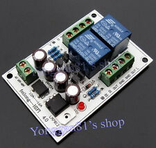AC 15-24V 10A Dual Relay Speaker Protection Board Finished Board for Amplifier