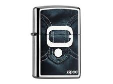 "ZIPPO ""BELT BUCKLE"" POLISHED CHROME COLOR LIGHTER / 60001002 * NEW IN BOX *"