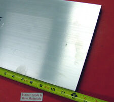 "1/2"" X 8"" X 12"" ALUMINUM 6061 FLAT BAR SOLID T6511 New Mill Stock Plate .50"""