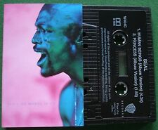 Seal Human Beings Cassette Tape Single - TESTED
