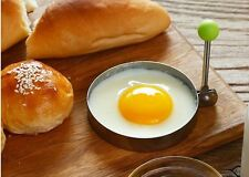 Round Shaped Fried Eggs Device Ring Circle Mold Omelette Pancake Kitchen Tool