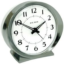 Westclox 10611QA Battery-Powered Big Ben Bell Alarm Clock