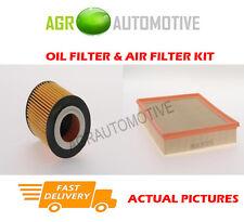 Kit de Servicio de Gasolina Aceite Filtro De Aire Para Opel Signum 3.2 211 BHP 2003-05