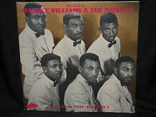 Maurice Williams & The Zodiacs Best Of Collectables LP Record SEALED UNUSED SEE