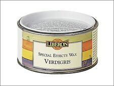 LIBERON VERDIGRIS WAX 250ml FOR SPECIAL EFFECTS ON WOOD,METAL & PLASTER