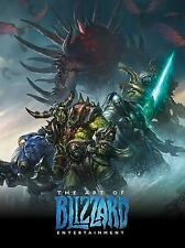 The Art of Blizzard Entertainment Hardcover Warcraft Starcraft Diablo. 2016 ED.