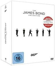 JAMES BOND 007 DVD Collection 23 DVD Box inkl. Leerplatz für Spectre NEU & OVP