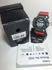RARE NEW CASIO G-SHOCK GW-200TC-4DR FROGMAN RED BLACK TRIPLE CROWN ORIGINAL BOX